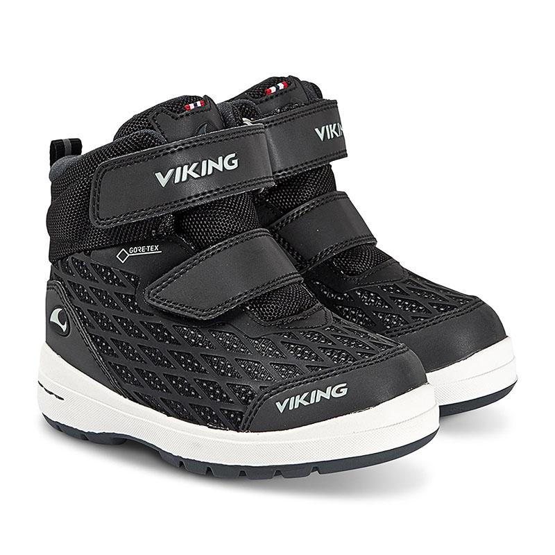 Viking Hero GTX Black Charcoal